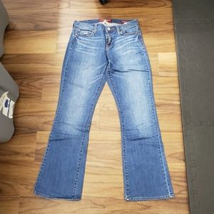 Lucky Brand Lola boot cut Jeans 8/29 Q31